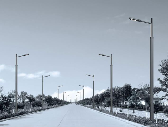 单臂市电LED路灯 PXLED-003