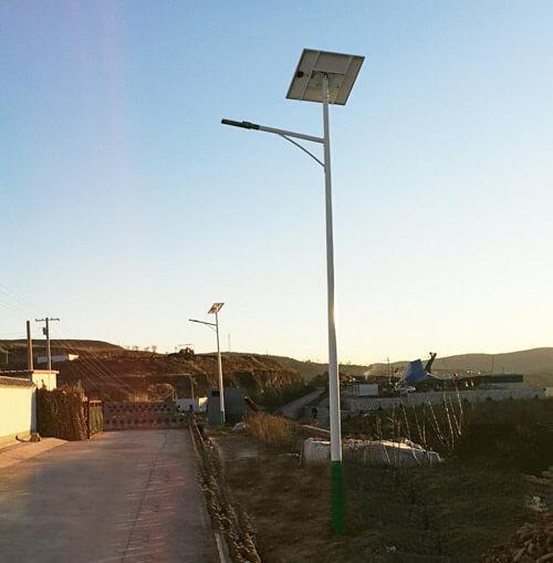 新农村6米太阳能路灯 PXTYN-021