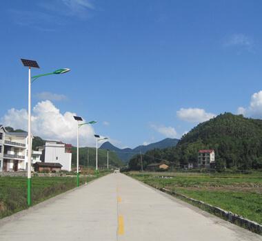 新农村6米太阳能路灯 PXTYN-022