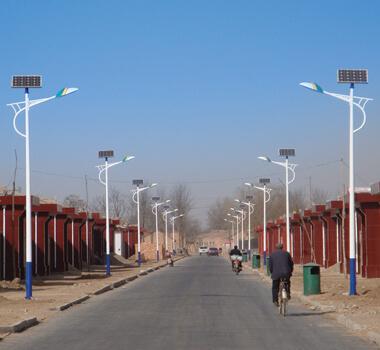新农村6米太阳能路灯 PXTYN-024