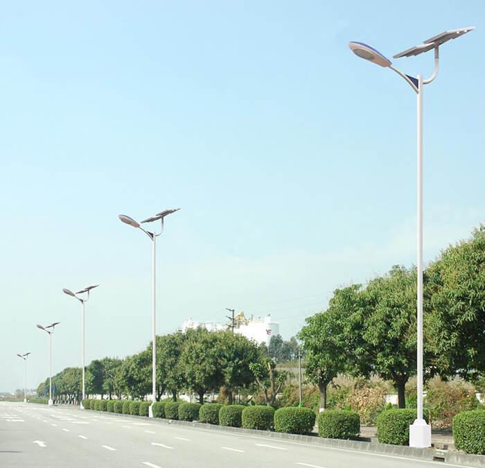 乡镇道路6米太阳能路灯 PXTYN-025