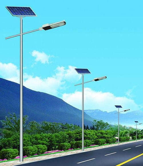 乡镇道路6米太阳能路灯 PXTYN-027