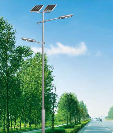县市道路6米太阳能路灯 PXTYN-032